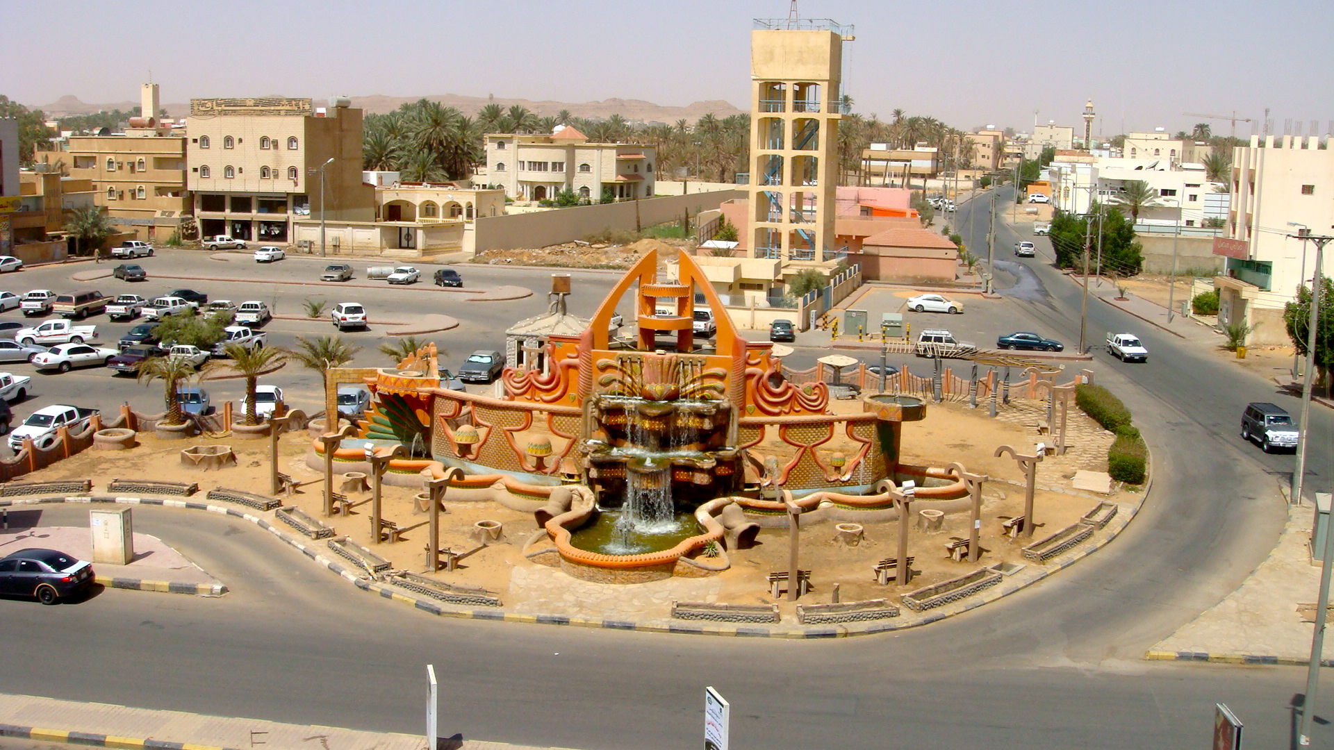 Sakaka Saudi Arabia  city photo : Downtown Sakaka Photos | Nigel of Arabia