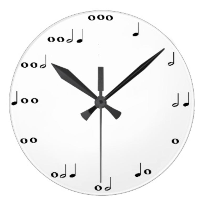 an arabic clock u2026 like you u2019ve never seen before