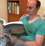 Nigel of Arabia with Arabic Dictionary
